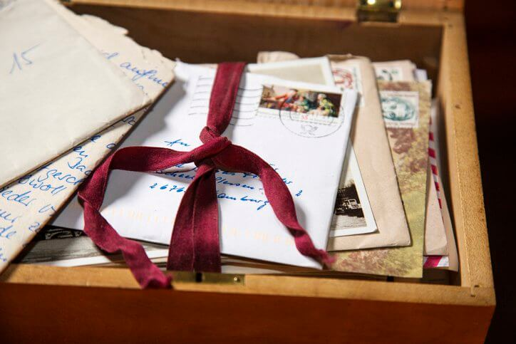 Letters and invitations