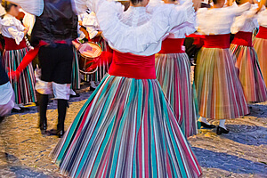 Calendar traditions festivals holidays spanish countries