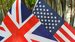 British and american terms
