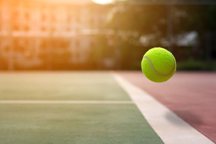 What is origin of love meaning nil in tennis